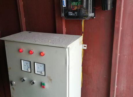 طراحی و ساخت سیستم های ضد سرقت ترانسفورماتور های برق