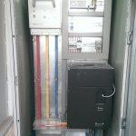 طراحی و ساخت تابلوهای کنترل دور متغیر ایستگاه های پمپاژ
