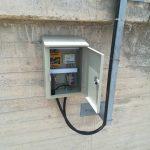 نصب و اجرای پروژه کنترل مبتنی بر GSM سطح مخازن و الکتروپمپ های آبرسانی